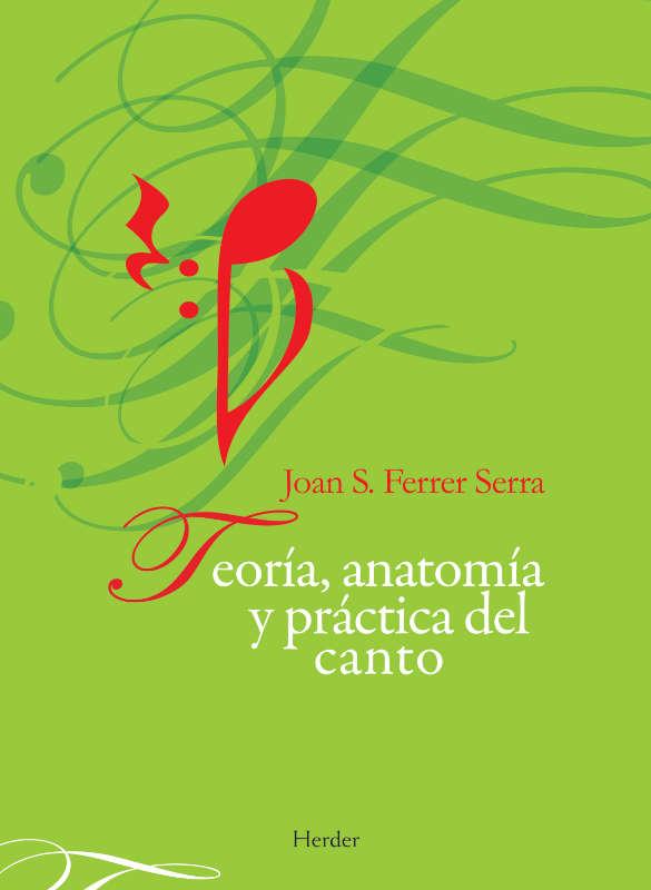 libros de canto, tecnica vocal, Joan S. Ferrer