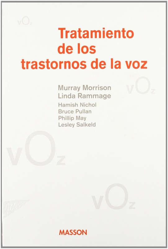 libros de canto, tecnica vocal, trastornos de la voz