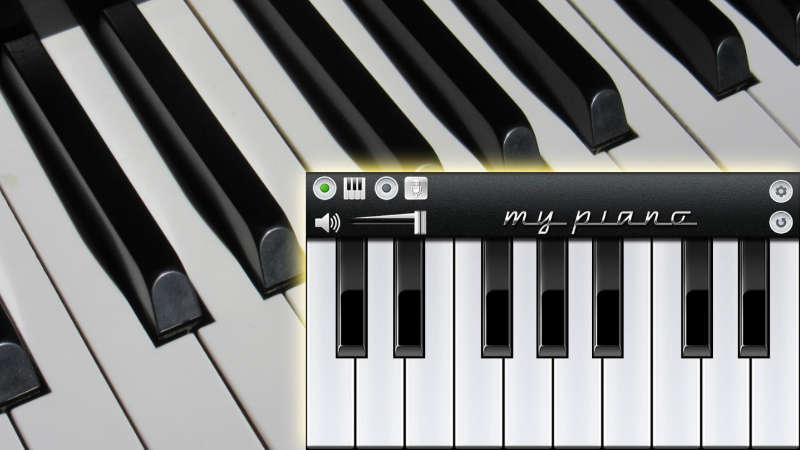 practicar canto en casa piano