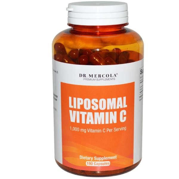 las mejores vitaminas para no enfermar vitamina c liposomal