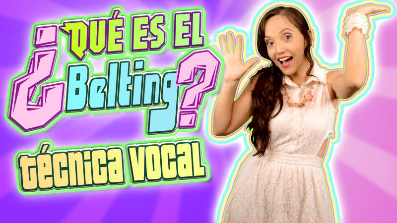 Que es el belting tecnica vocal