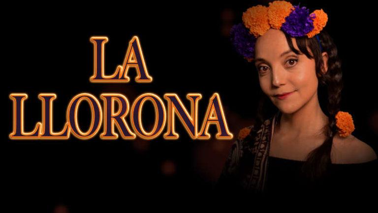 La Llorona Cover