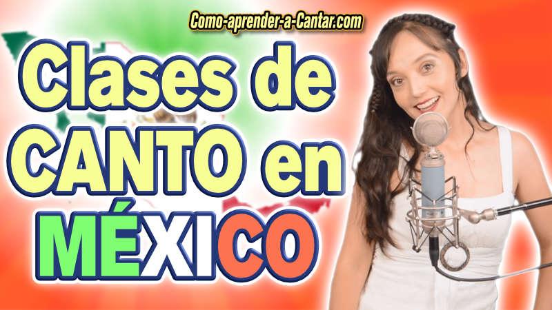 clases de canto en México, maestros de canto, toluca, tijuana, tamaulipas, directorio