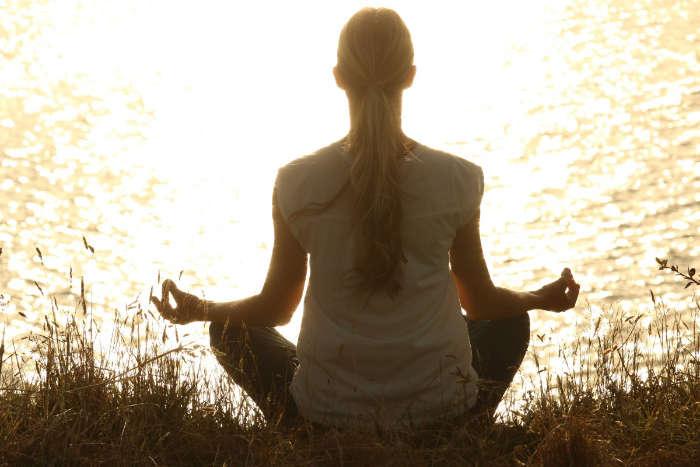 como recuperar la voz meditacion