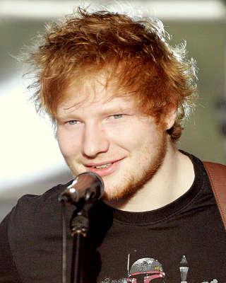 cumpleaños de Ed Sheeran