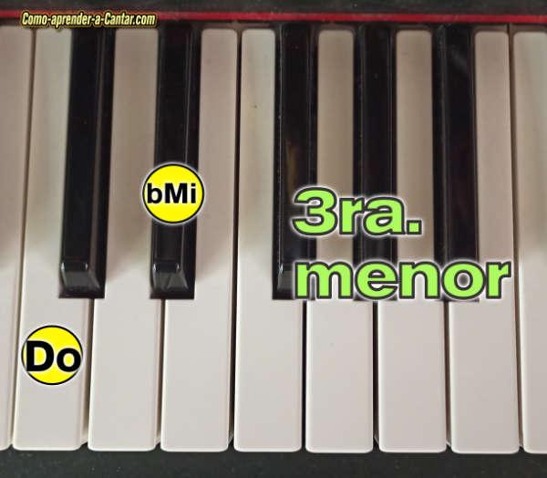 3m afinar por intervalos musicales