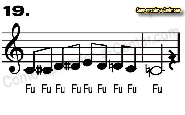ejercicios para afinar y entonar la voz para cantar