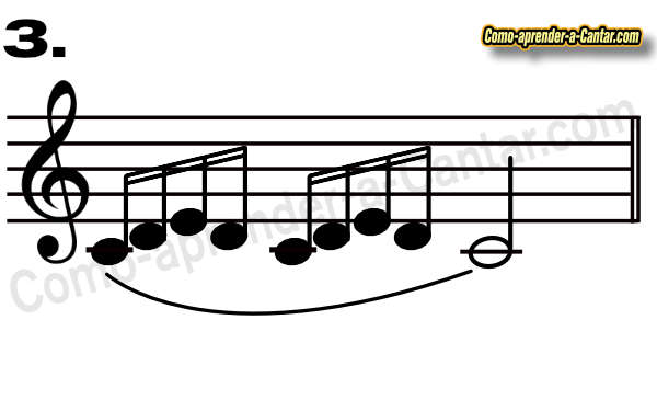 Ejercicios para cantar