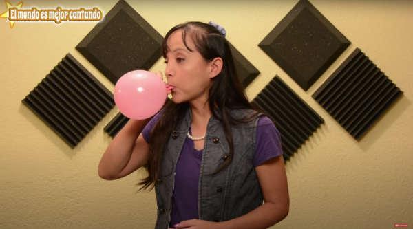 respiracion diafragmatica globos